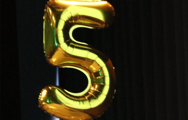 5-jarig jubileum Babyhuis