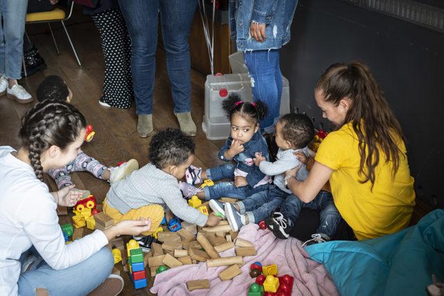 Babyhuis Schiedam opens on 1 oktober