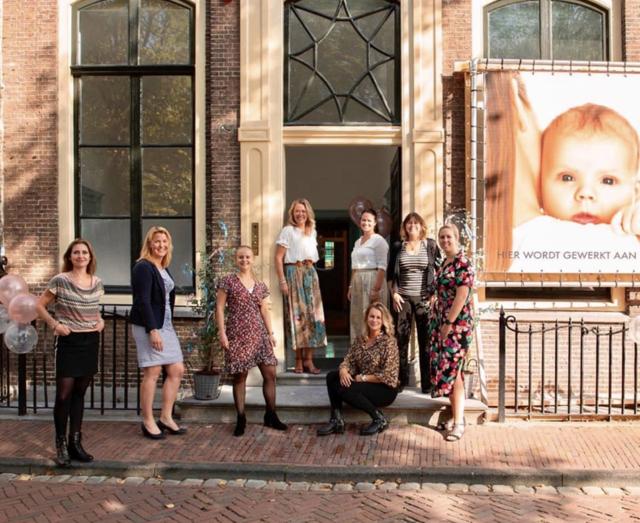 Opening Babyhuis Leiden